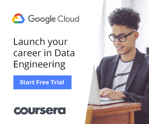 Data Engineering on Google Cloud Platform Specialization