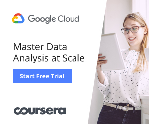From Data to Insights with Google Cloud Platform Specialization